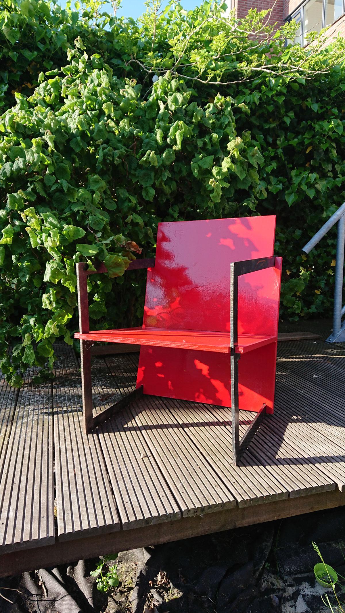 beertjeveld stoel